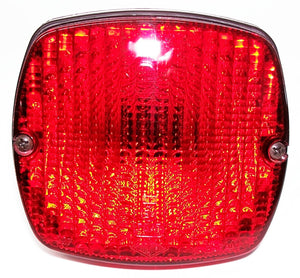 861 Lamp Red Stop/Tail