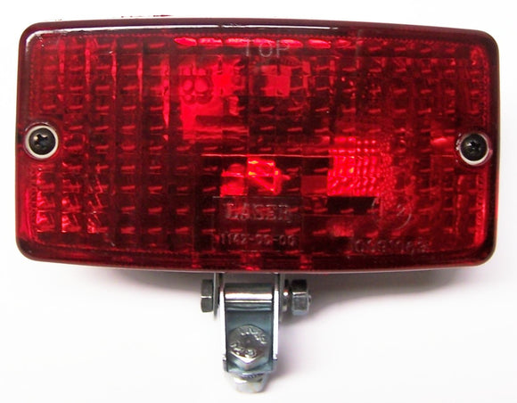 L1161 Lamp Red Rear Fog/Brake