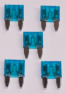 MWE15P Fuses Mini Wedge 15A Packaged