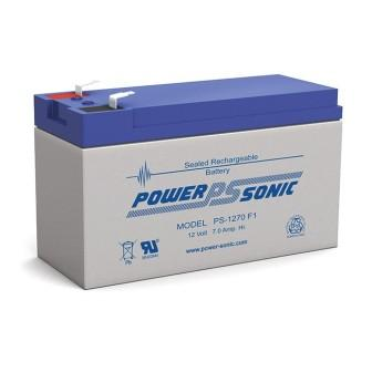 PS1270 Battery Sealed 12V 7aH