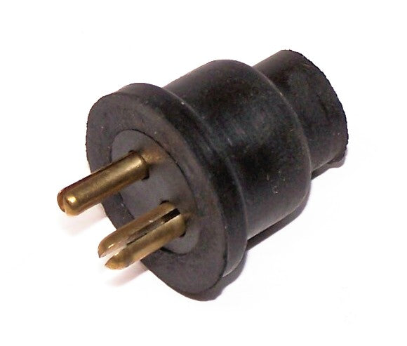 RWB562 Plug 2 Pin Rubber