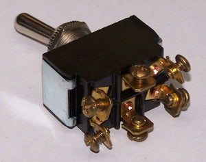 TG6143 Switch Toggle On-On DPDT 35amp