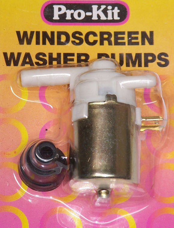 WP5000 Washer Pump 12V Ford Falcon XE-ED, Holden Commodore and more (with Grommet)