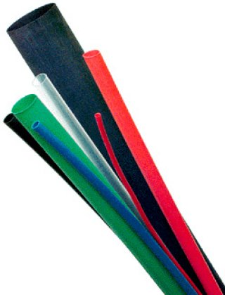 HS25.0B Heat Shrink Black 25mm x 600mm