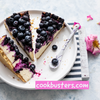 Keto Cheesecake Recipe with Blueberry Topping