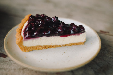 Low carb dessert with cream cheese