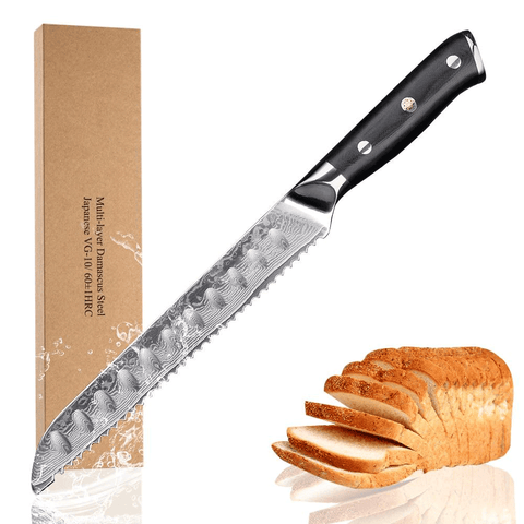 Bread Knife 8 inches