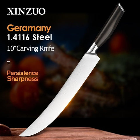 Image of Carving Fork and Carving Knife Set