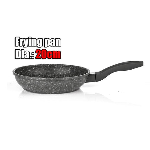 100% PFOA Free Stone-Derived NonStick Frying Pan