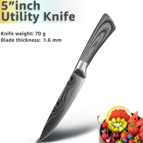 Image of 5 inch utility Knife