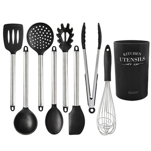 Silicone Heat Resistant Cookware Spatula