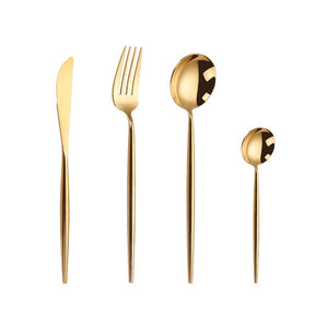 CookBusters™ 4Pc Silverware Set