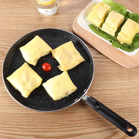 Aluminum Alloy Non-stick Frying Pan Stone Wok
