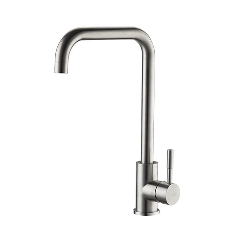 Stainless Steel Kitchen Faucet Brushed Nickel