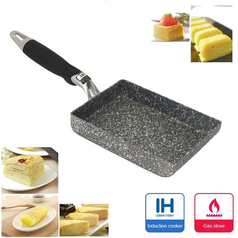 Image of Aluminium Alloy Fried Eggs Pans