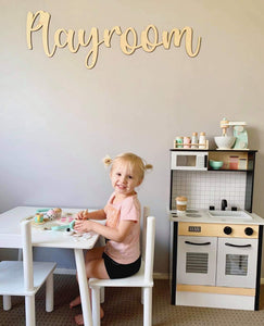 Playroom Sign