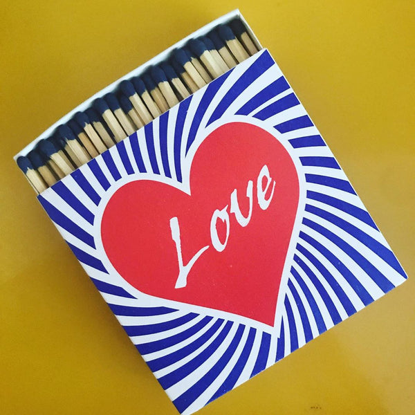 Maison Marcel Matchbox Love Archivist Gallery