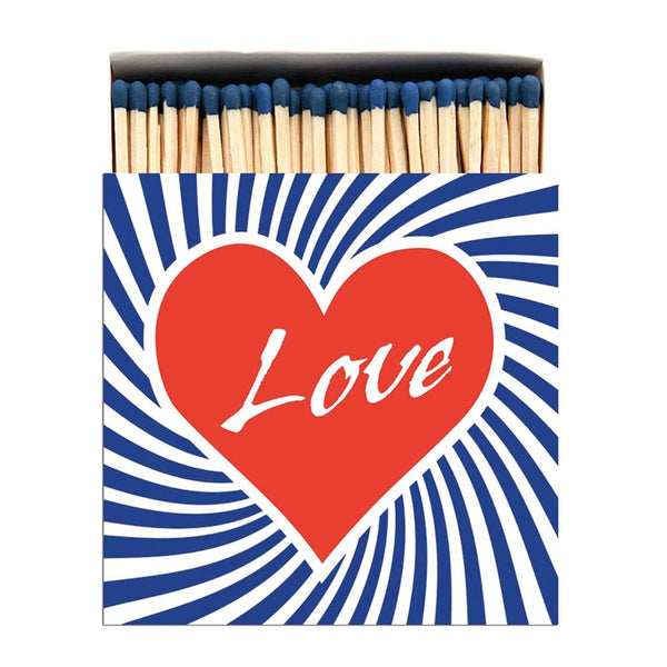 Maison Marcel Archivist Gallery Matchbox Love