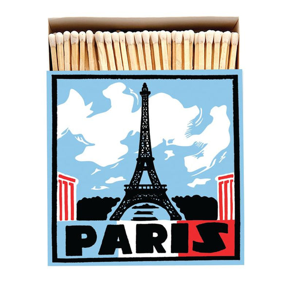 Maison Marcel Archivist Gallery Matchbox Paris Eiffel Tower