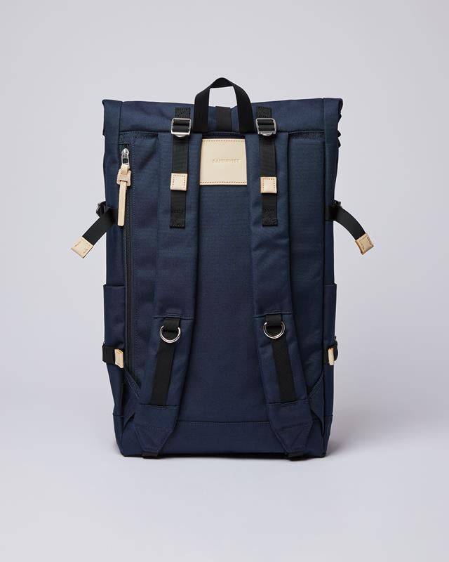 Maison Marcel Bernt Backpack Navy Sandqvist