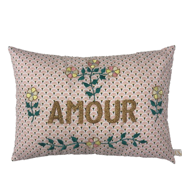 Maison Marcel CSAO Cushion Amour Golden