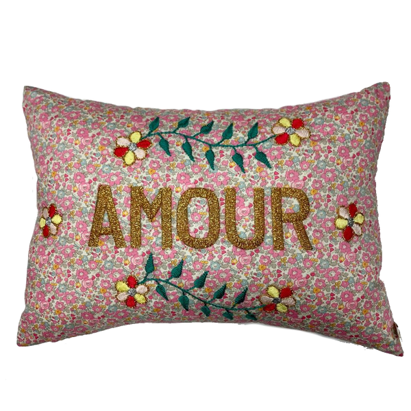 Maison Marcel CSAO Cushion Armour Pink Liberty