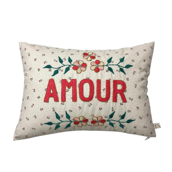 Maison Marcel CSAO Cushion Armour Red