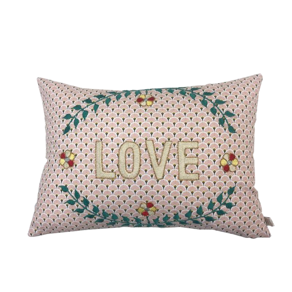 Maison Marcel CSAO Cushion Love Golden