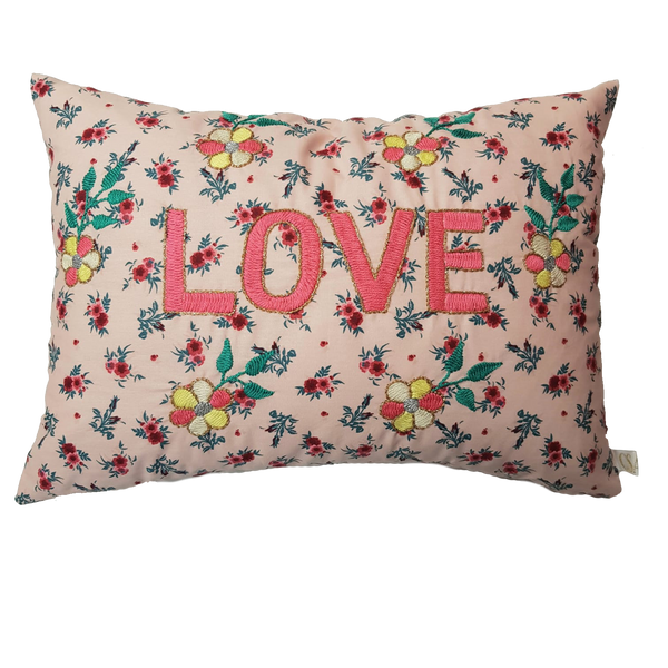 Maison Marcel CSAO Cushion Love Pink