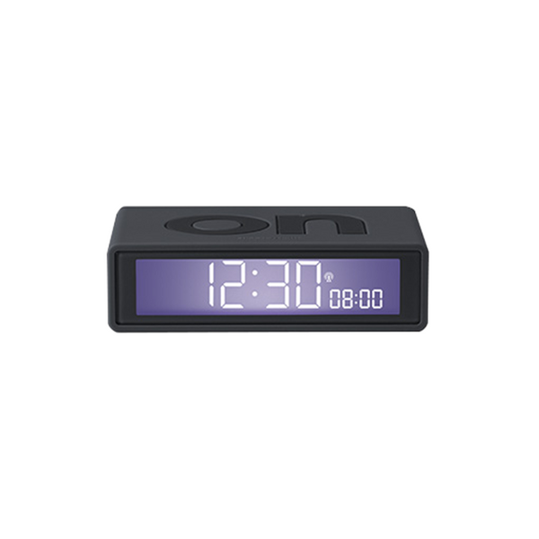 Maison Marcel Lexon Dark Grey Clock