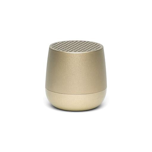 Maison Marcel Lexon Gold Mini Speaker