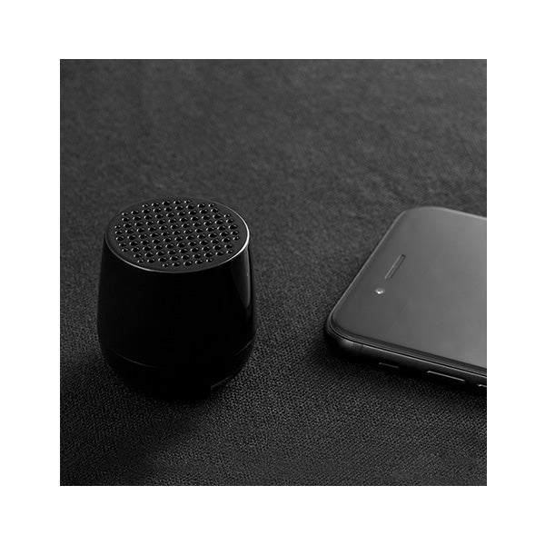 Maison Marcel Lexon Mini Speaker Black