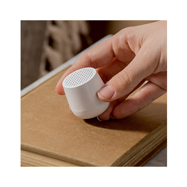 Maison Marcel Lexon Mini Speaker White