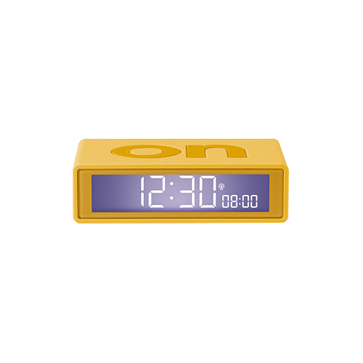 Maison Marcel Lexon Yellow Clock