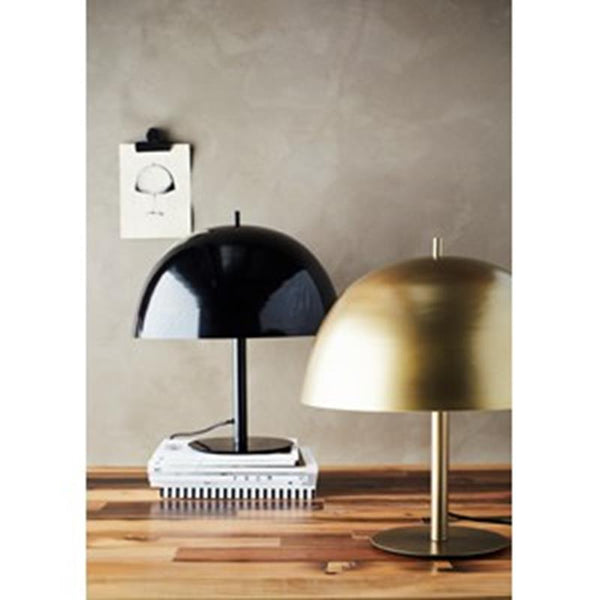 Maison Marcel Madam Stoltz Golden Table Lamp