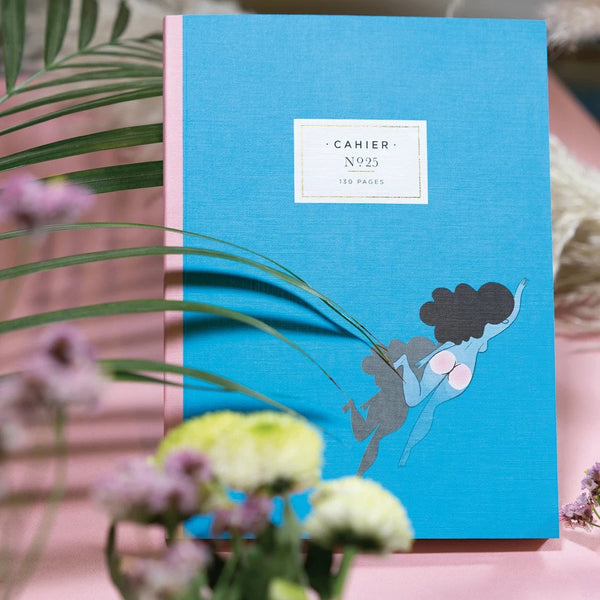 Maison Marcel Maison Fondee Swimming Pool Notebook