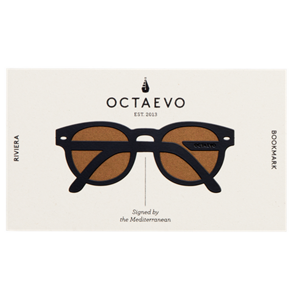 Maison Marcel Octaevo Bookmark Sunglasses Black