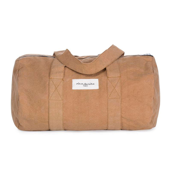 Maison Marcel Rive Droite City Bag Tobacco
