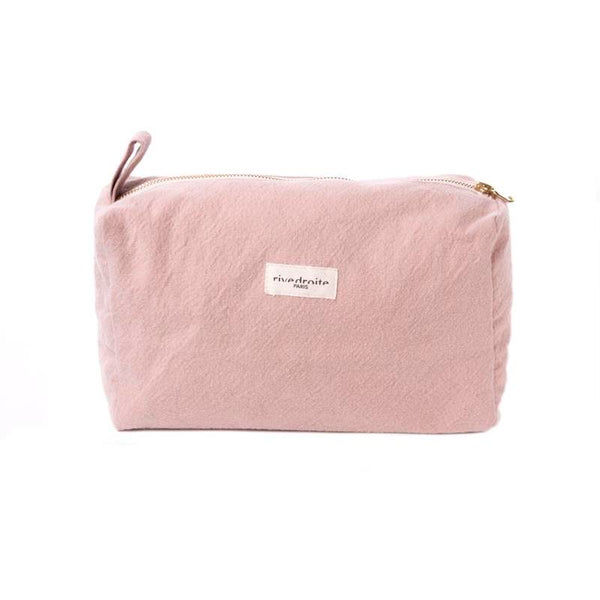 Maison Marcel Rive Droite Maternity Toiletry Bag Pink