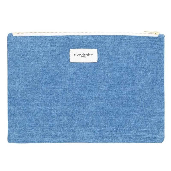 Maison Marcel Rive Droite Pouch Stone Washed Medium