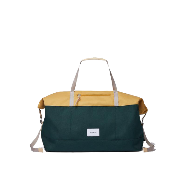 Maison Marcel Sandqvist Milton Bag Yellow & Green