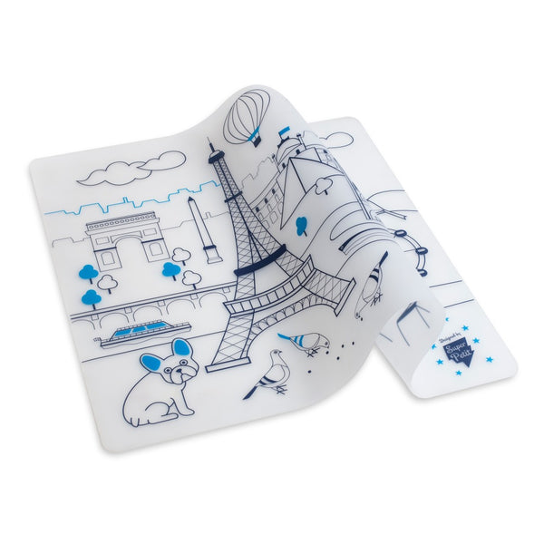 Maison Marcel Superpetit Coloring Table Mat Paris