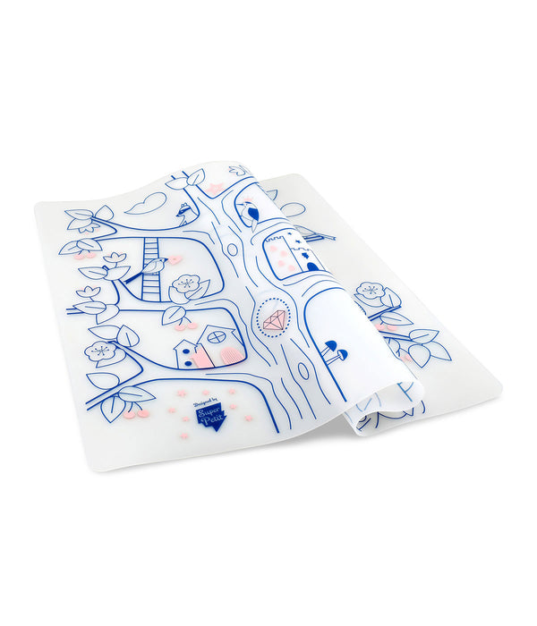 Maison Marcel Superpetit Coloring Table Mat Pink Magic Tree