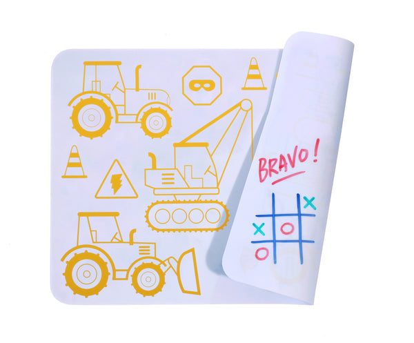 Maison Marcel Superpetit Construction Mini Playmat
