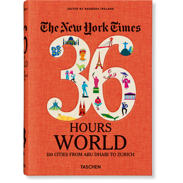 Maison Marcel Taschen The New York Times 36 Hours World