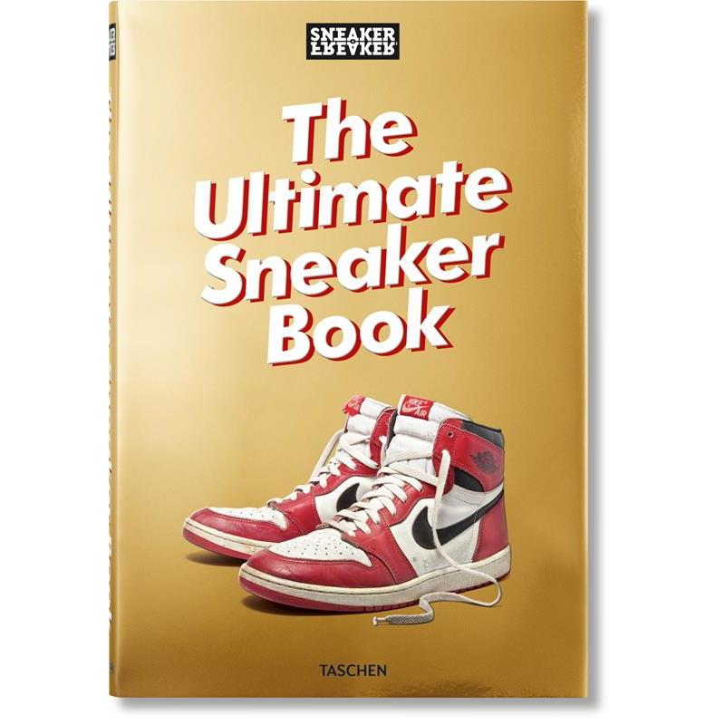 Maison Marcel Taschen The Ultimate Sneaker Book