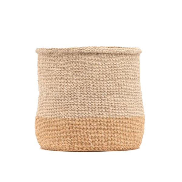 Maison Marcel The Basket Room Basket Two Tones - Size XS