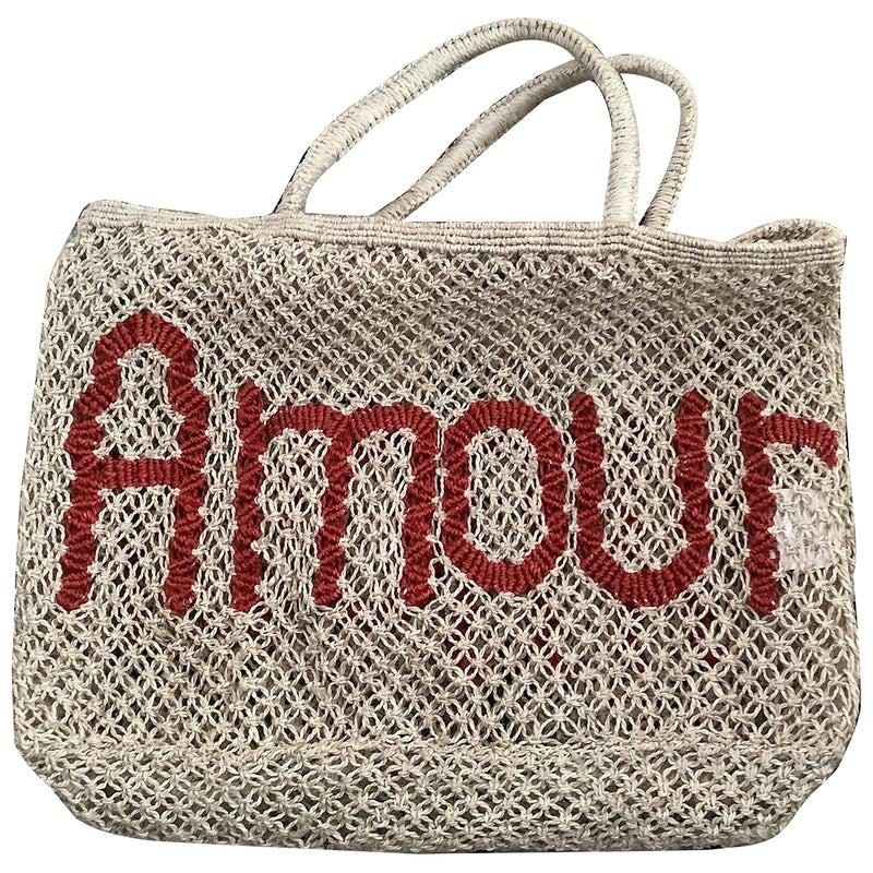 Maison Marcel The Jackson Amour Red Bag