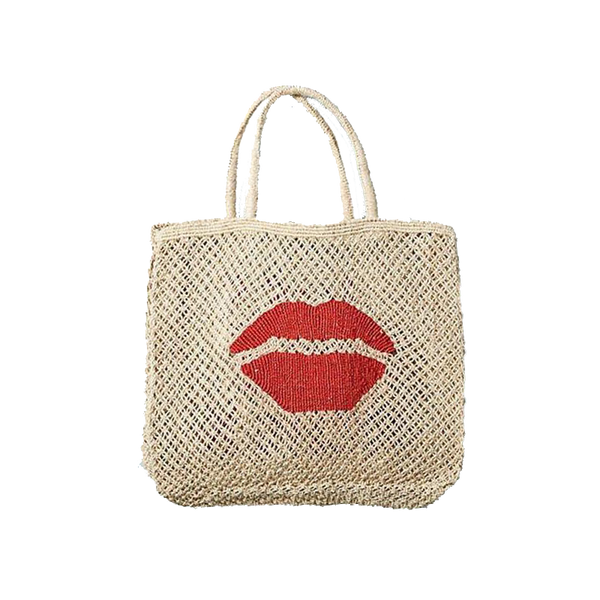 Maison Marcel The Jackson Mouth Red Bag