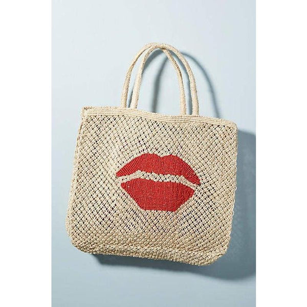Maison Marcel The Jackson Red Mouth Bag